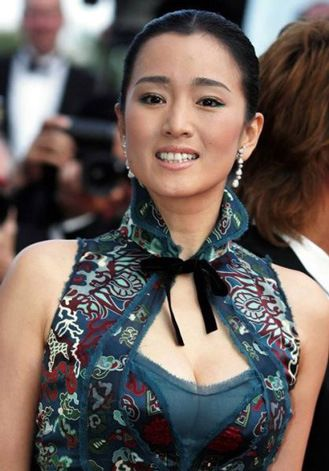 Oriental actresses