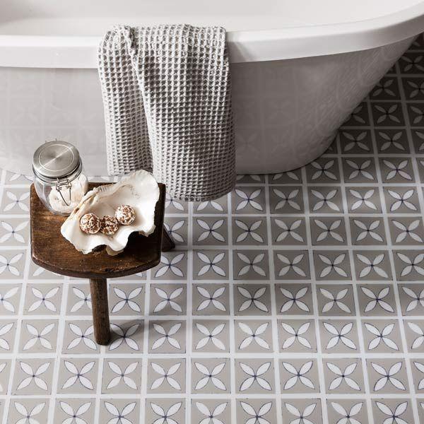 Interiors by Clara podłoga winylowa łazienka