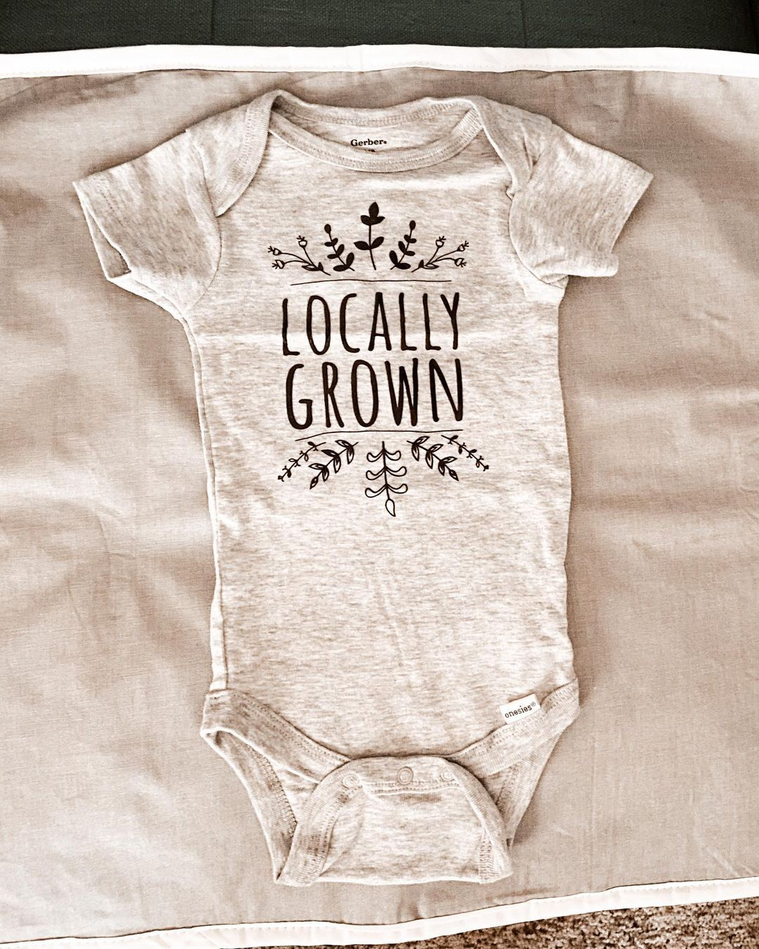 Really close to launching my shop! What do y'all think of these? Feedback appreciated! 🤩 . . . #smallbusiness #smallbusinessowner #smallbiz #craftersofinstagram #craftroomideas #crafting #crafts #etsysellersofinstagram #etsyshop #etsyshopowner #etsyseller #heattransfervinyl #cricutmade #onesie #baby #newmom