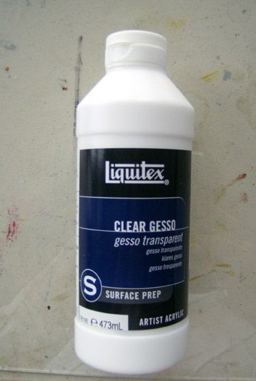 Gesso Is A Primer Which Acts As A Barrier Between The Material You