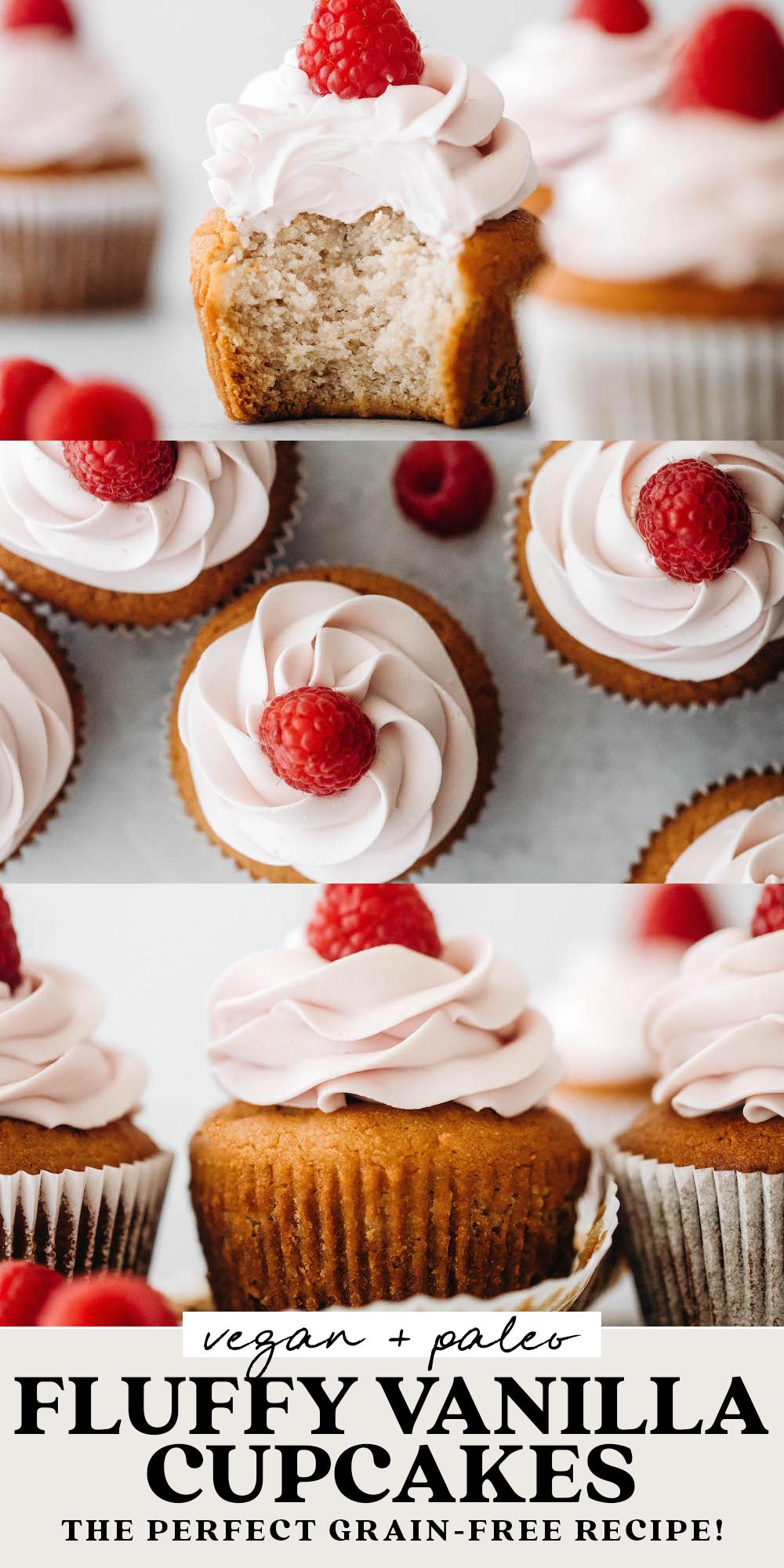Vegan Paleo Vanilla Cupcakes Recipe In 2021 Chocolate Cake Recipe Easy Paleo Cupcakes Recipes Vanilla Cupcakes
