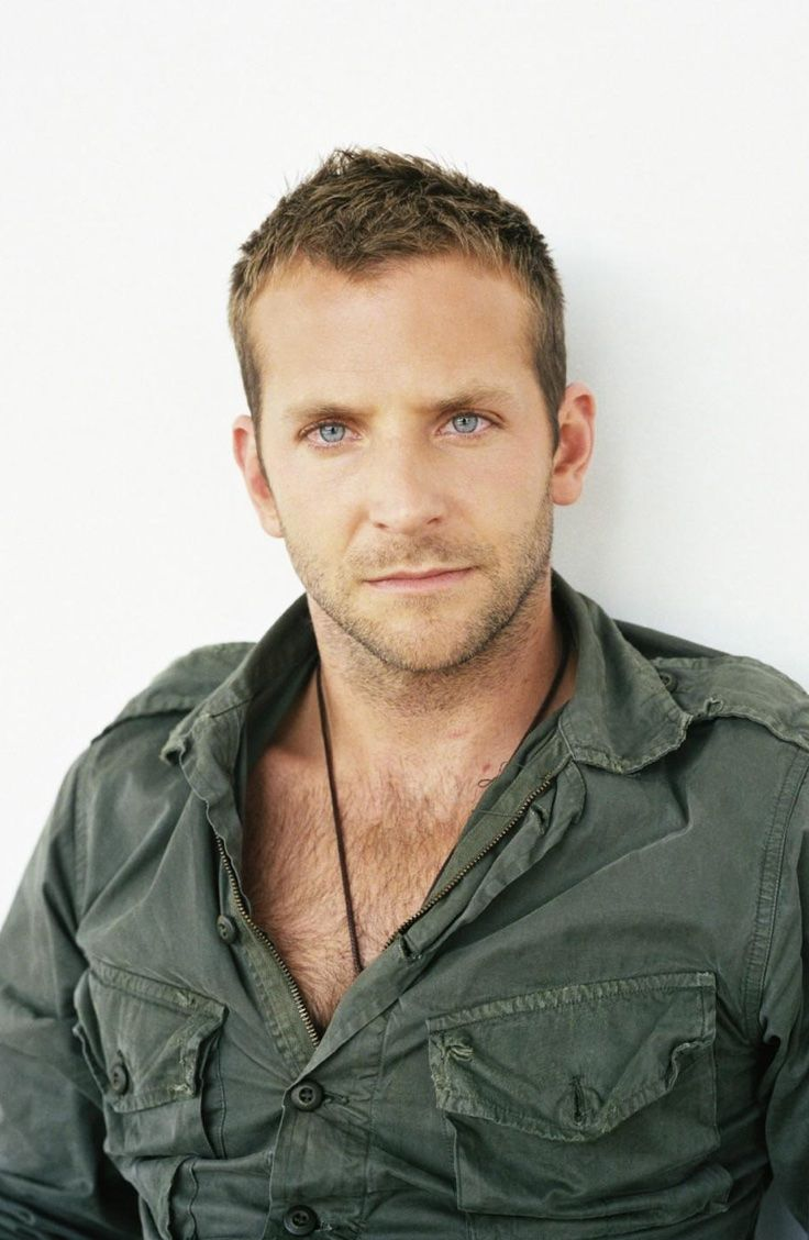 Bradley Cooper Celebrities Pinterest Haircuts Mens Hair And