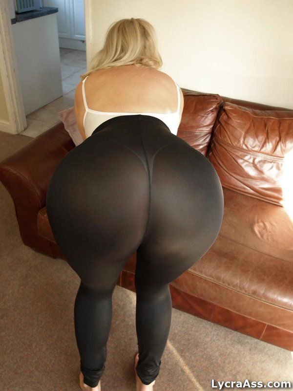 Big ass nylon