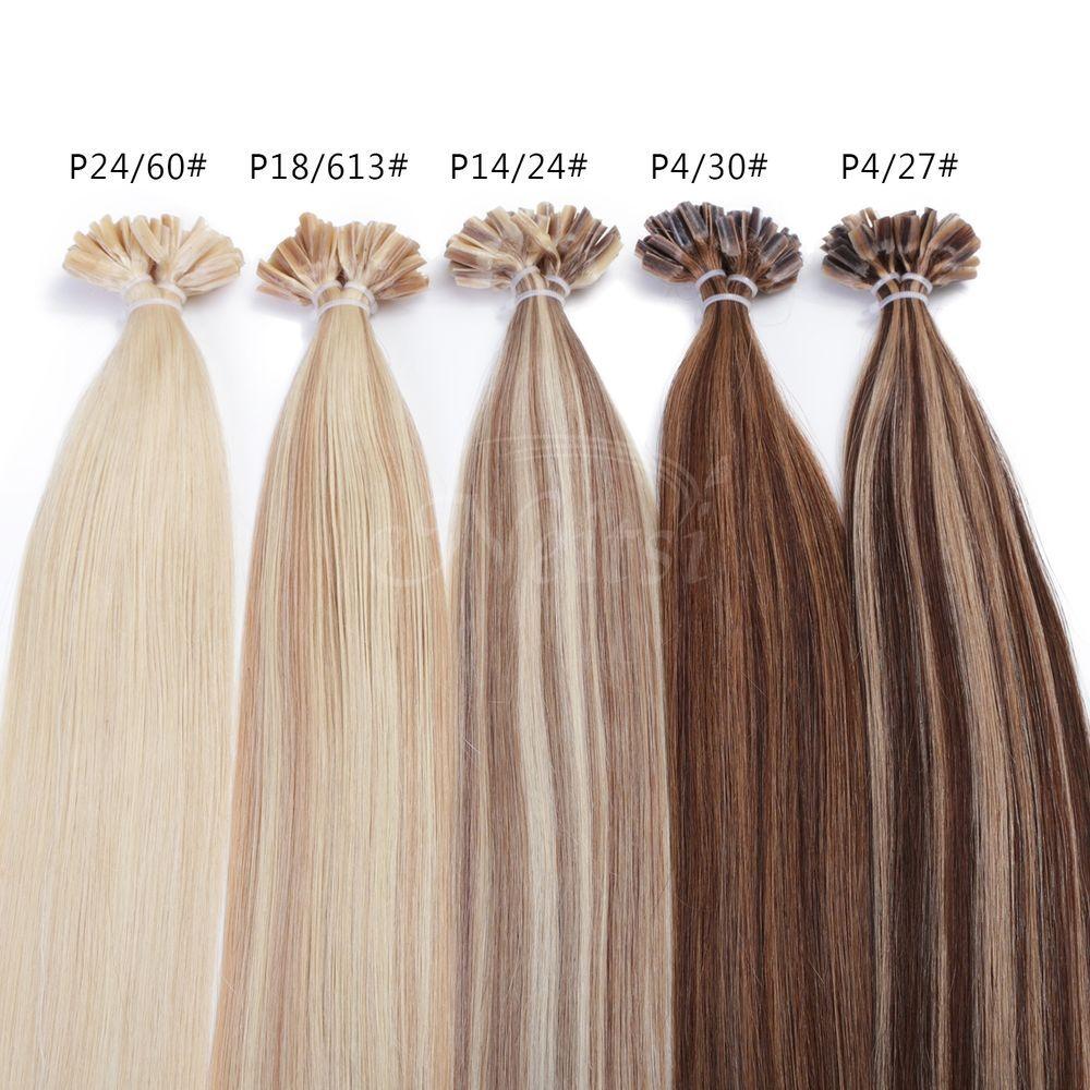 20 25slot 100 remy hair extensions pre bonded u nail tip 20 25slot 100 remy hair extensions pre bonded u nail tip straight human hair pmusecretfo Images