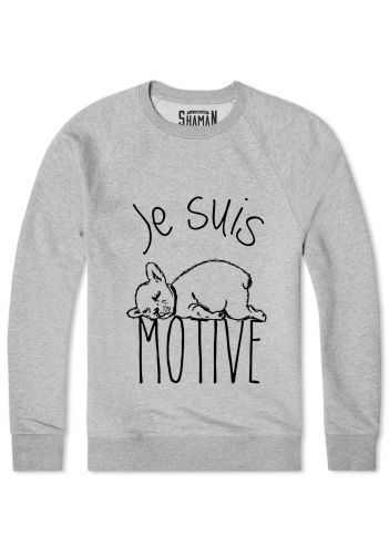 """Sweat """"Je suis motivé"""""""