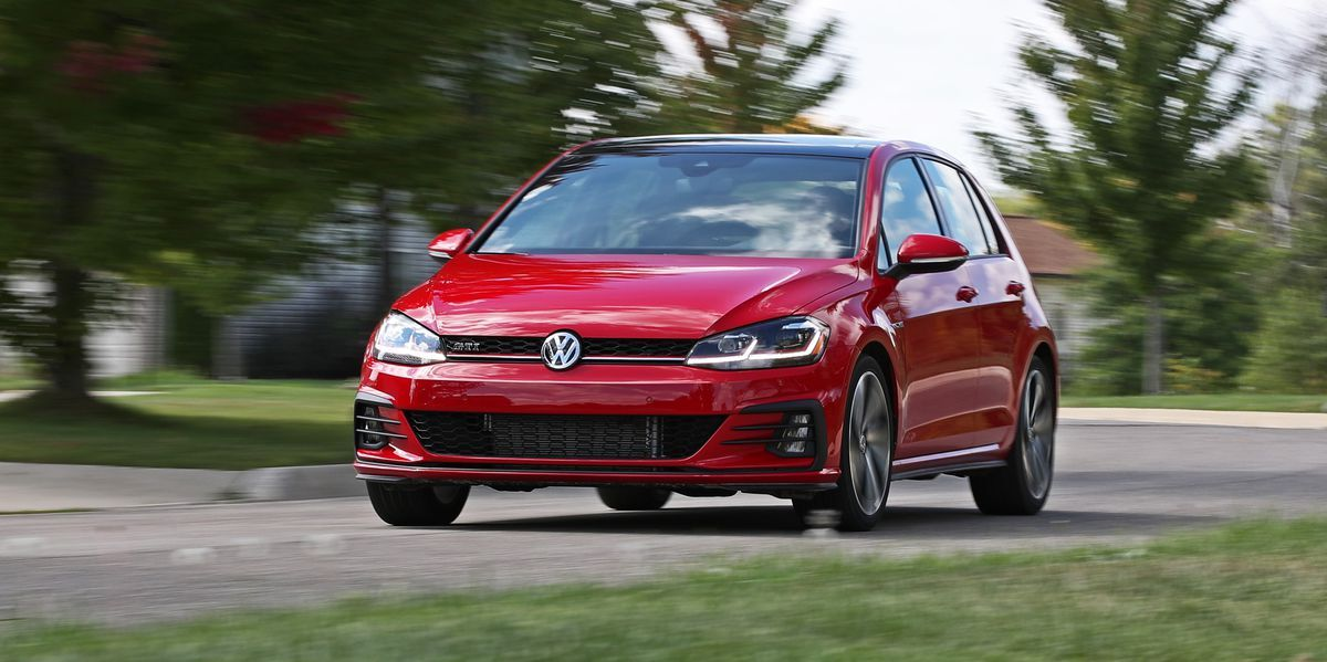 2018 Volkswagen Golf GTI Review The dailydriver hot