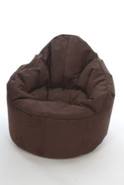 Outstanding Buy Kaikoo Faux Suede Palm Chair Chocolate From Our Bean Evergreenethics Interior Chair Design Evergreenethicsorg