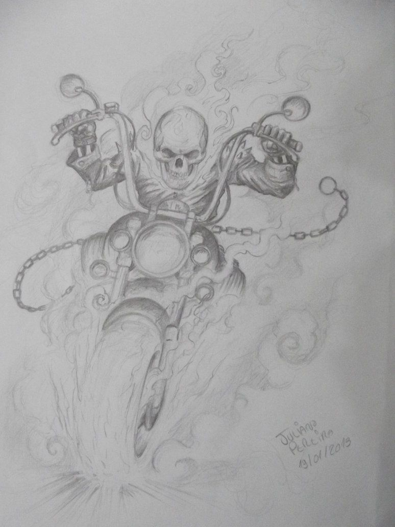 It is an image of Universal Cartoon Ghost Tattoo Drawing