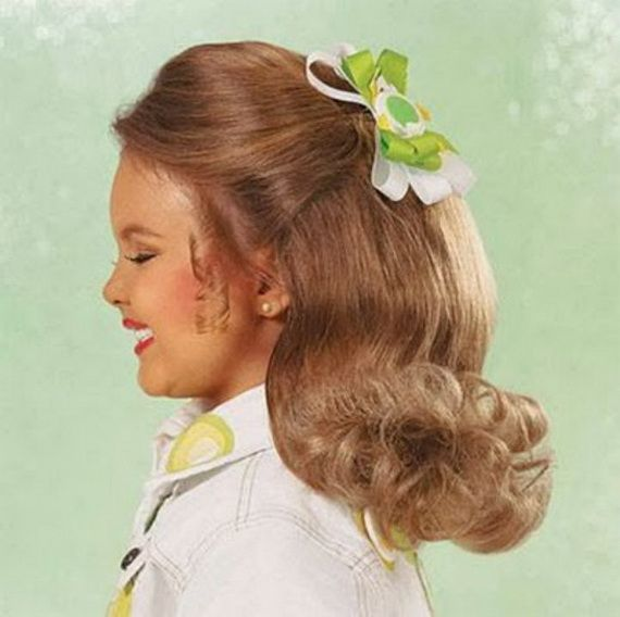 Pageant Hairstyles For Little Girls Pageant Hair Little Girl Hairstyles Kids Hairstyles