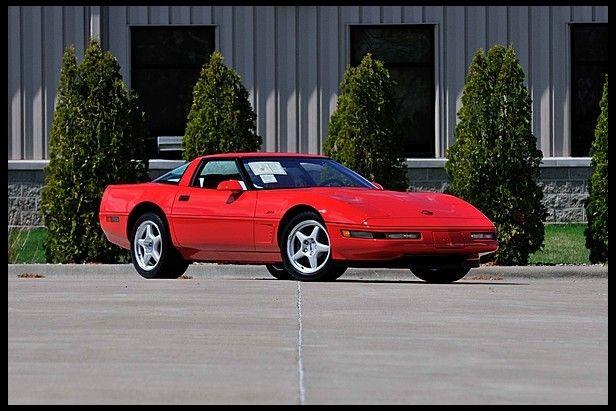 1995 Chevrolet Corvette Zr1 Chevrolet Corvette Corvette Zr1 Corvette