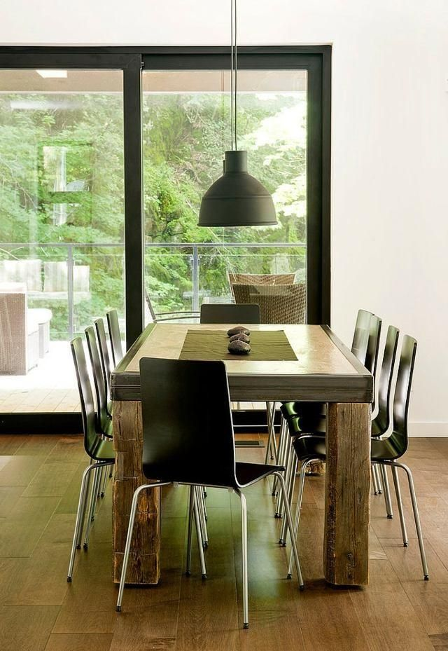 Meubles salle à manger - 87 idées sur l\u0027aménagement réussi Design