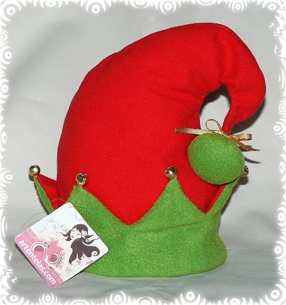 Moldes para hacer duendes buscar con google navidad - Disfraz navideno nina ...
