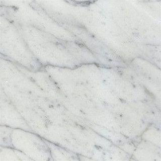 White Carrara Marble Polished Floor Tiles 18 X 18 Modern Wall And Floor Tile By Mosaictile Carrara Marble Tile Carrara Marble White Carrara Marble Tile