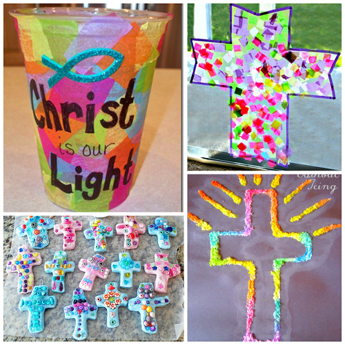 Here Are A Bunch Of Religious Easter Crafts For Sunday School These