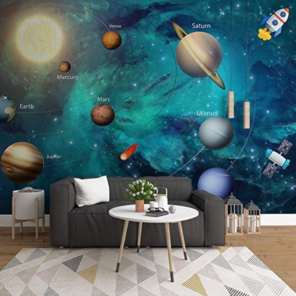 10 Bedroom Ideas For in 2020 Kids room wallpaper, Living