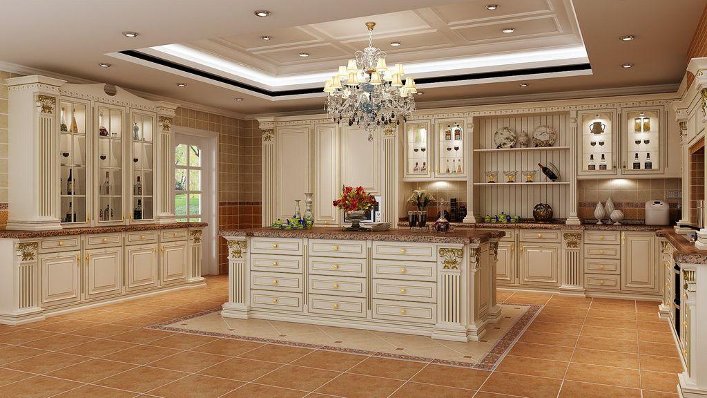Luxury Kitchens | images of Modern Style Kitchen Cabinet MDF Luxury ...