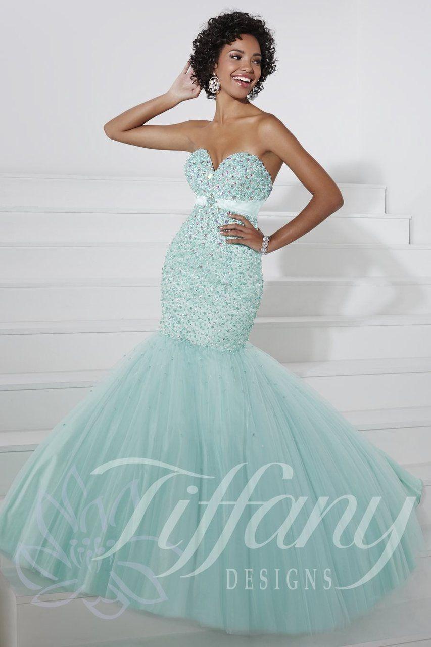 Everything formals tiffany designs prom dress