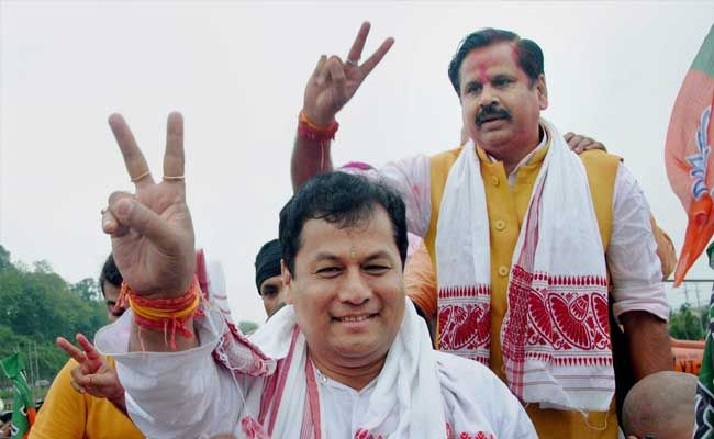 Sarbananda Sonowal To Take Oath As Assam Chief Minister On Tuesday