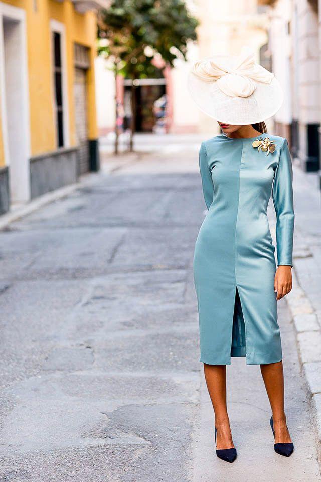 invitada boda blog broche laton araña | Moda | Pinterest | Latón ...