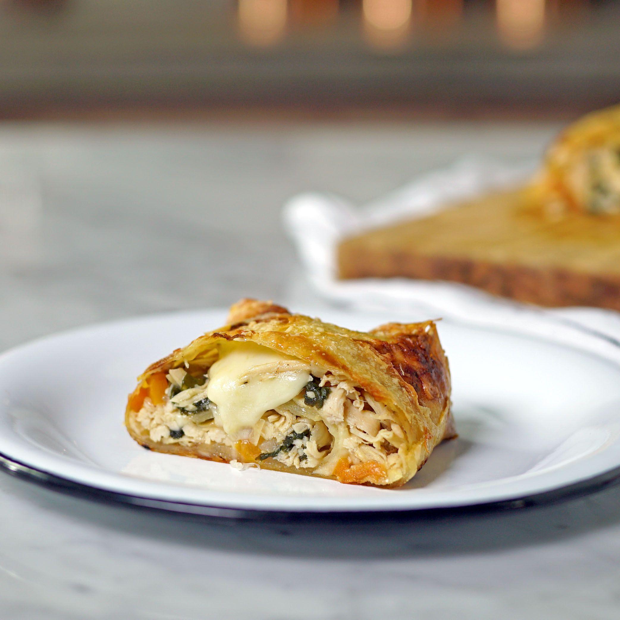 Potato Swiss Roll Video Recipe Video Food Recipes