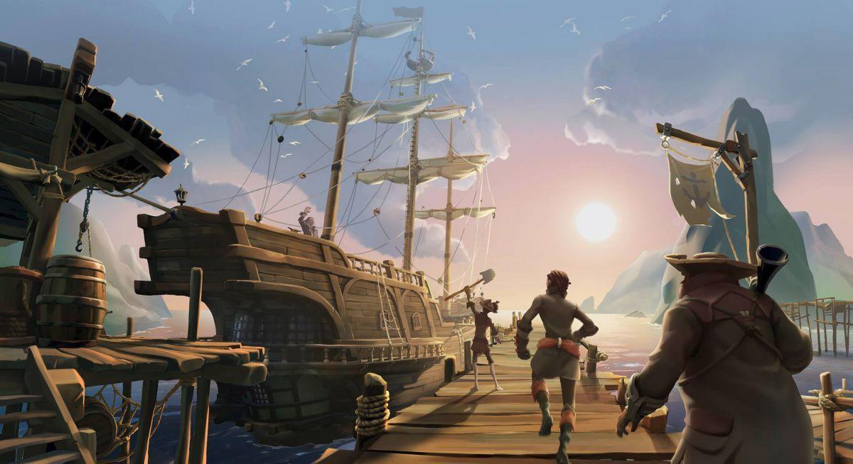 Sea of Thieves Gameplay Walkthrough Trailer