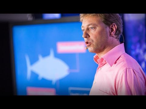 The case for fish farming | Mike Velings - YouTube