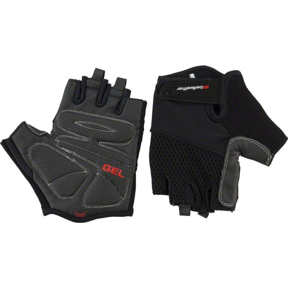 Bellwether Men/'s Gel Supreme Gloves Black XL
