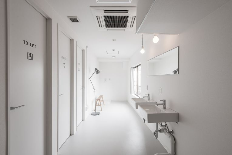 Image Result For Tokyo Hostel Restroom