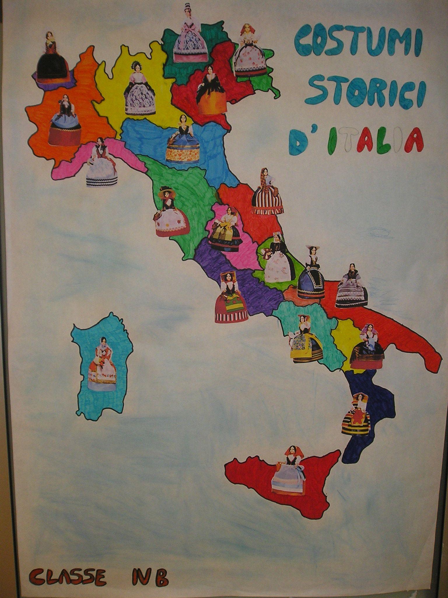 costumi italiani   Fantasia Feste tradizionali Flora e fauna Italia fisica