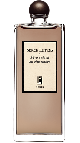 Serge Lutens Five O'Clock au Gingembre Eau de Parfum Spray 50ml. This is one of my favorite perfumes to wear in the fall/winter. I love to layer this with Origins Ginger Essence, especially to go from day to night.