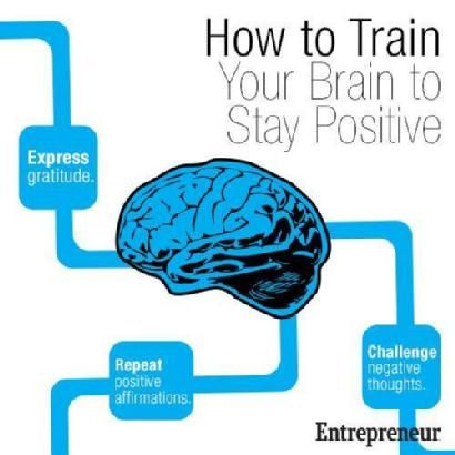How to Train Your Brain to Stay Positive