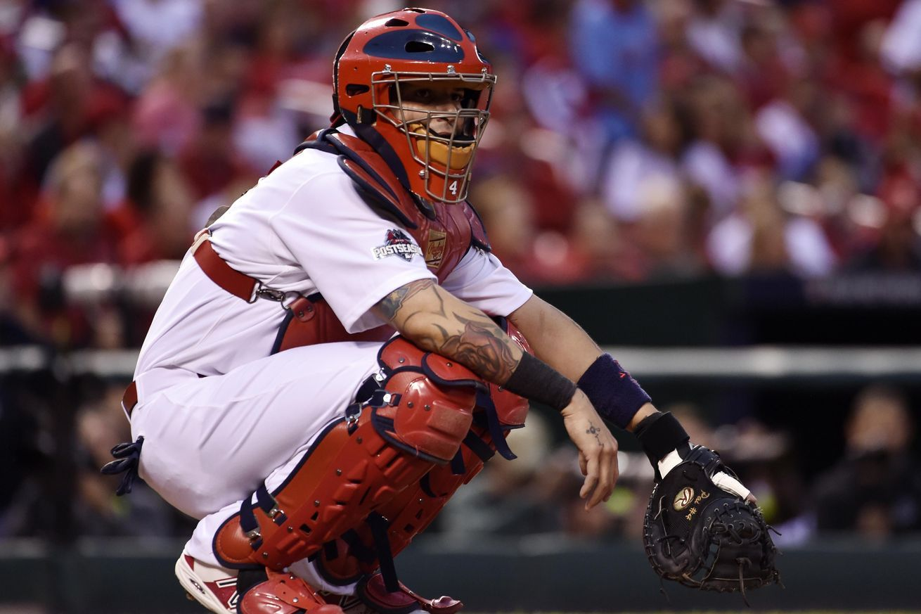 Yadier Molina's irreplaceable, immeasurable value (With