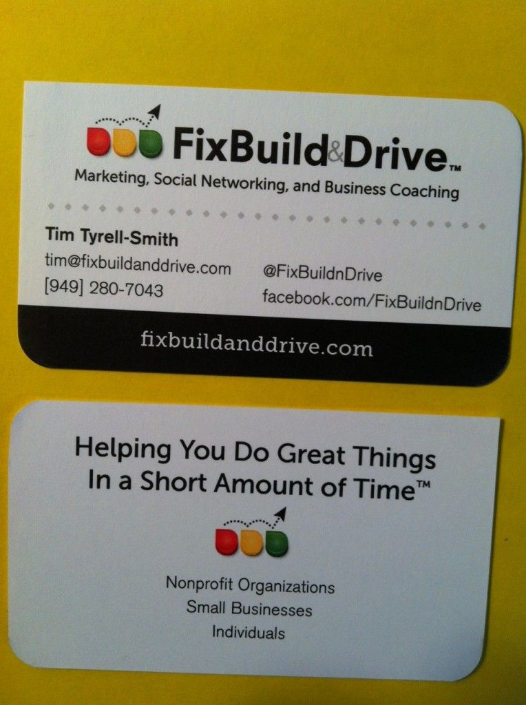 10 Business Card Mistakes You Might Be Making | Business Cards ...