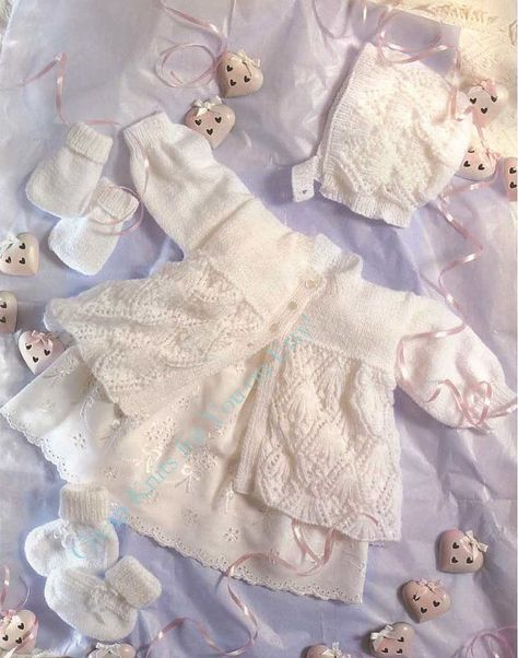 f405d89c0249 Baby Matinee Jacket