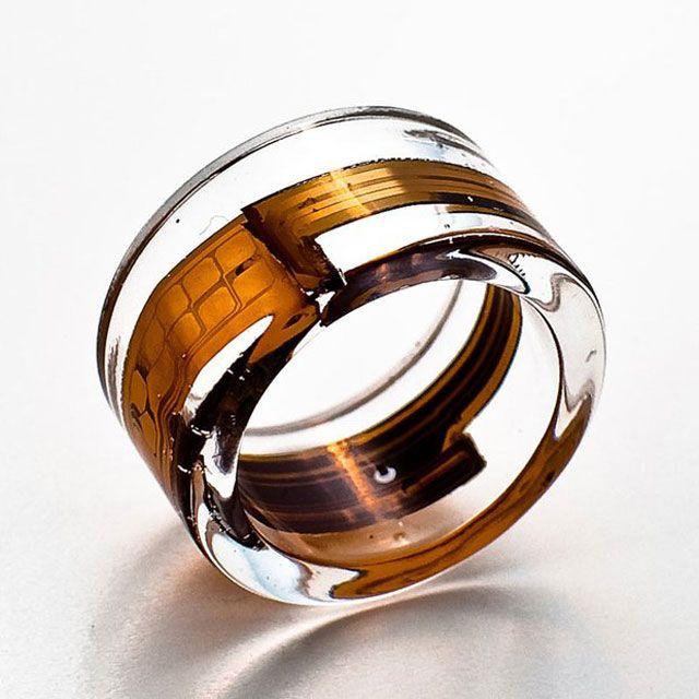30 unusual, creative and stylish ring designs - Blog of Francesco Mugnai