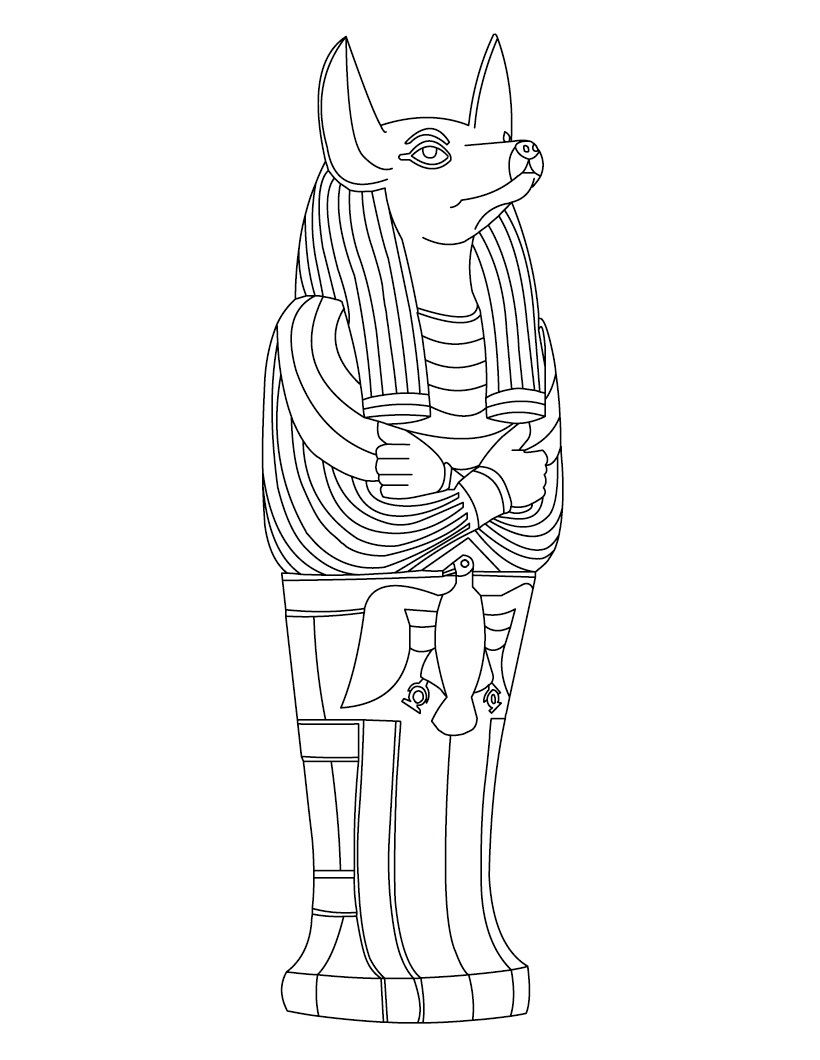 Free Printable Ancient Egypt Coloring Pages For Kids Ancient Egypt Gods Ancient Egypt Egypt Art