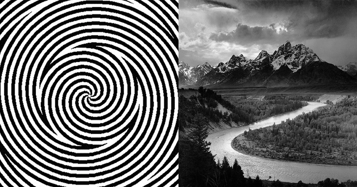 This Optical Illusion Changes the Way You See Famous
