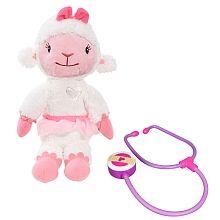Disney Doc McStuffins Hearts A Glow - Lambie