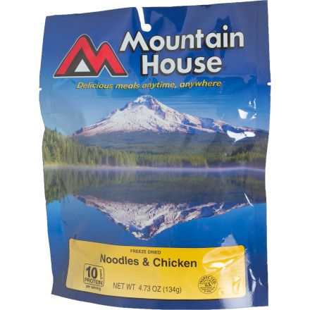 Mountain HouseNoodles and Chicken - 2.5 Serving Entree