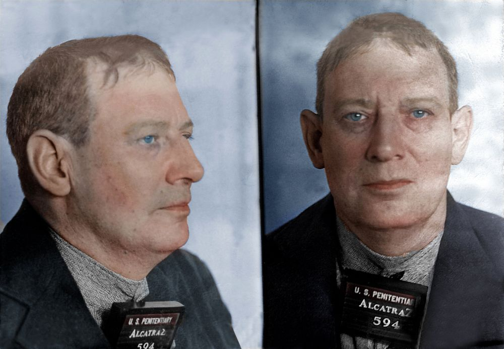 Birdman Of 48th A Street Robert Stroud The Birdman Of Alcatraz