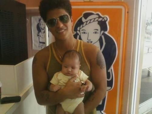 Babyzimmer bruno ~ Bruno mars girlfriend chanel malvar bruno mars girlfriend and
