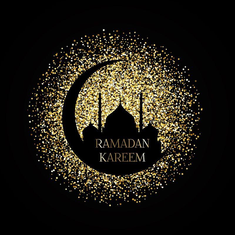 Ramadan Kareem Background Confetti Ramadan Mubarak Mosque Png And Vector With Transparent Background For Free Download Islam Ramadan Ramadan Kareem Decoration Ramadan Wishes