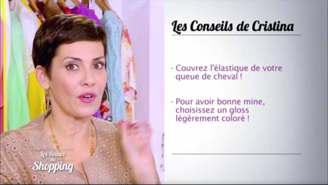 Queue De Cheval Cristina Cordula Pinterest
