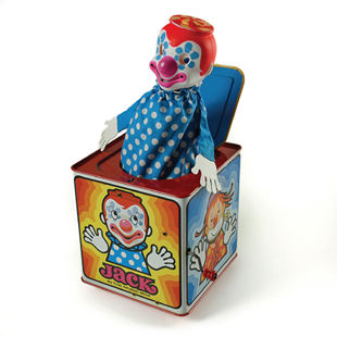 Jack In The Box Jack In The Box Vintage Toys Toys