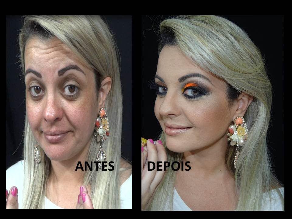 Conhecido COMO FAZER UMA PELE PERFEITA | maquiagem, etc | Pinterest  UV23