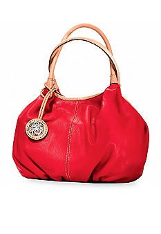 Brighton Tatum Hobo Belk Accessories Red