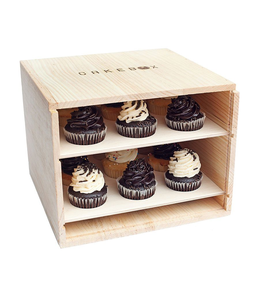 cakebox wood cake carrier box design storage containers and
