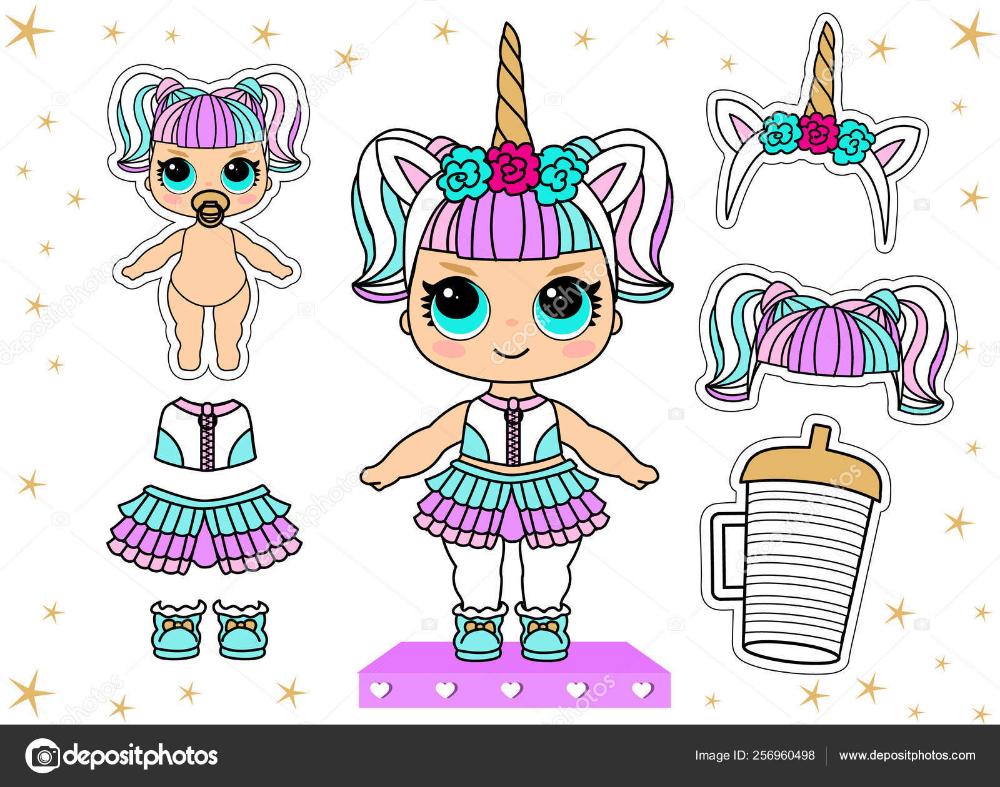 Lol Unicornio Wallpaper Buscar Con Google Lol Dolls Unicorn Headband Illustration