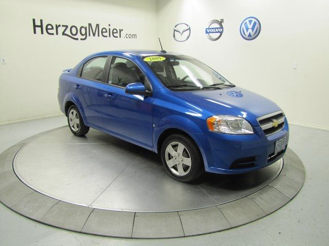2009 Chevrolet Aveo Lt Lt1 For Sale In Beaverton Or 6 895