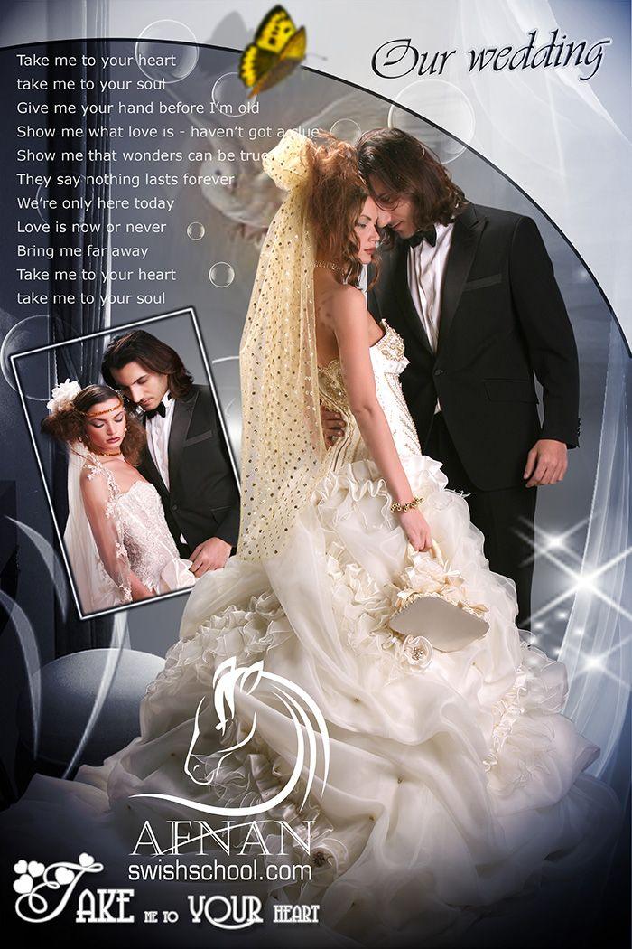 Pin By حبيب الشعب On خلفيات استوديوهات Wedding Caricature Wedding Dresses Lace Wedding Dresses